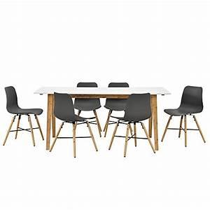 Esstisch Mit 6 Stühlen : esstisch in wei bambus mit 6 st hlen m bel24 ~ Bigdaddyawards.com Haus und Dekorationen