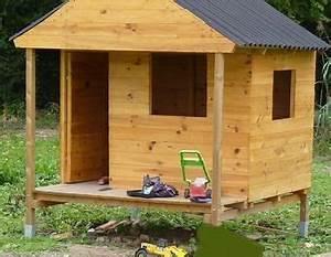 Cabane De Jardin Enfant : best 25 cabane enfant ideas on pinterest ~ Farleysfitness.com Idées de Décoration