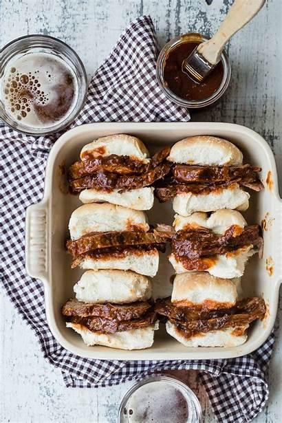 Tri Tip Bbq Grilled Sauce Homemade Sandwich
