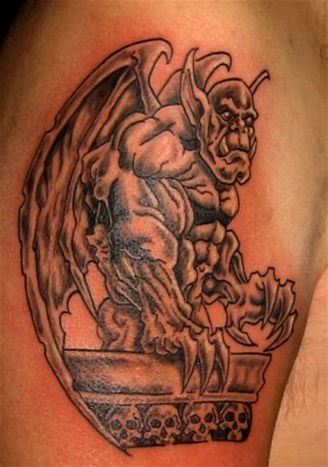 gargoyle tattoos designs ideas  meaning tattoos