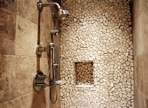 rock tile shower 365 days of a happy home day 86 showers 365 days