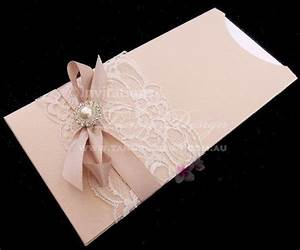 sleeve pouch pocket wedding invitation with crystal With wedding invitation pocket sleeves