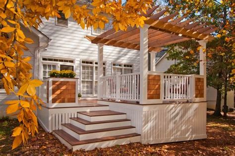 Alternatives To Lattice For Deck Skirting by What Material Is Used The Deck As A Lattice