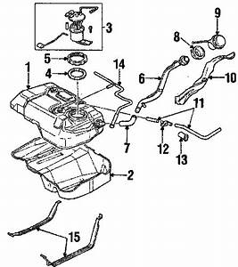 30 2005 Ford Escape Exhaust System Diagram