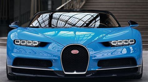 That's the thing to remember. Internacional: Bugatti Chiron, más potente y radical que ...