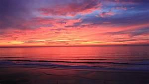 Pink Sunset - Wallpaper #44547