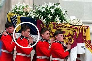 Soldier who carried Princess Diana's coffin at funeral ...