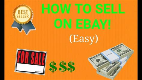 sell on ebay how to sell on ebay 2017 youtube