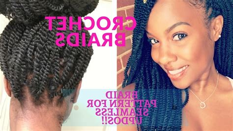 15 Inspirations Of Crochet Braid Pattern For Updo Hairstyles