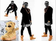 Yo Yo Honey Singh's Teddy Sneakers Boldskycom