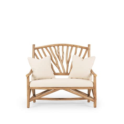 Rustic Settee  La Lune Collection