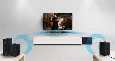 Samsung 450w 3ch Curved Soundbar Sound+ Sam-hwms6501