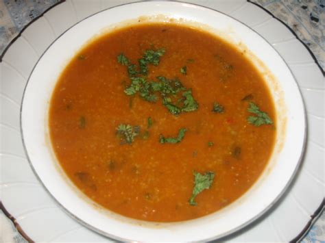 cuisine tunisienne chorba chorba tunisienne