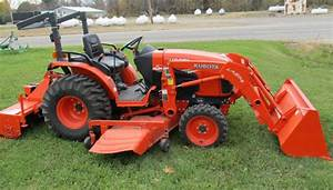 Kubota B3200 Tractors Workshop Manual Download
