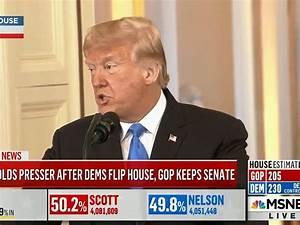 Trump: GOP 'Defied History' and Expectations Despite ...