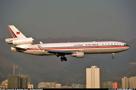 mcdonnell douglas md  china airlines aviation photo