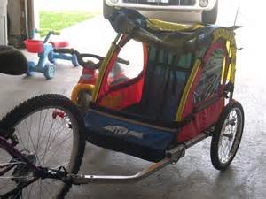 Master Cycle Bike Trailer