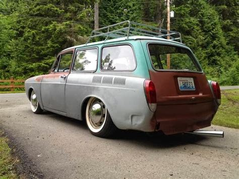 volkswagen squareback 1970 slammed 1970 vw squareback buy classic volks