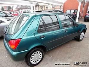 Ford Fiesta 1999 : 1999 ford fiesta car photo and specs ~ Carolinahurricanesstore.com Idées de Décoration