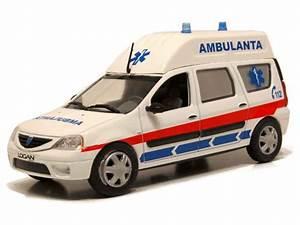 Renault - Dacia Logan Ambulance - Eligor - 1  43