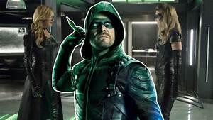 Arrow, Ending, 5, Spin