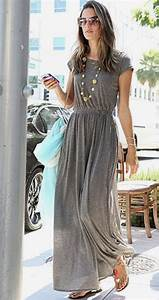 Spring and Summer Outfit trends for 2017. Gorgeous grey ...