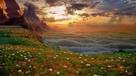 Wallpaper Landscape by Landscape Hd Wallpaper And Background Image