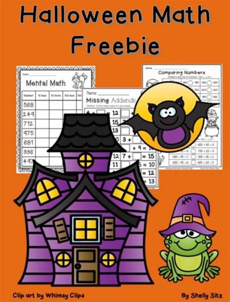 Halloween Worksheets For 2nd Grade {math}  Teach Junkie