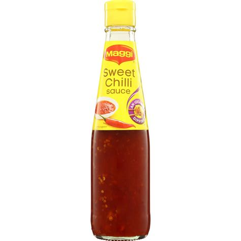 maggi thai sweet chilli sauce ml woolworths