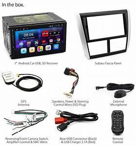 Android Car Mp3 Player Subaru Impreza Gh Forester Sh