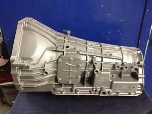 Ford 4r100 Transmission Case With Pto Gas Engine