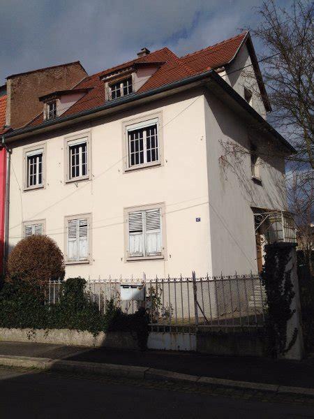 maison a vendre strasbourg vente maison avec jardin strasbourg robertsau