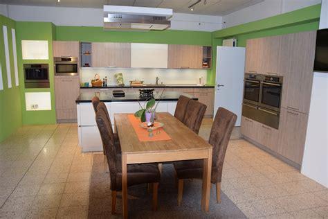 Nobilia Küchen Eiche Seidengrau Mittelinsel Günstig Kaufen