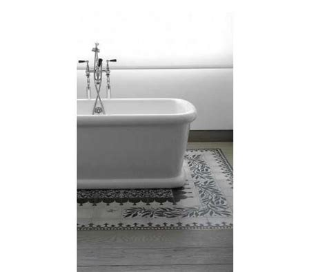 la déco salle de bain en carreaux de ciment c 39 est chouette