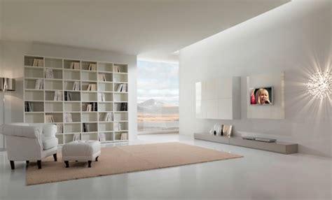 tapis de sol blanc d 233 co salon blanc pour un int 233 rieur lumineux et moderne