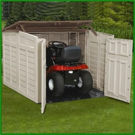 mower storage shed superb lawn mower sheds 2 lawn tractor storage shed