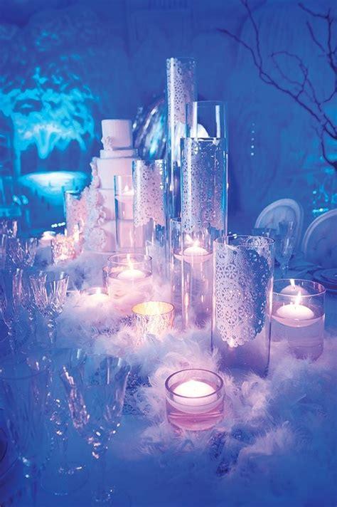 tablescapes disneys frozen wedding ideas popsugar