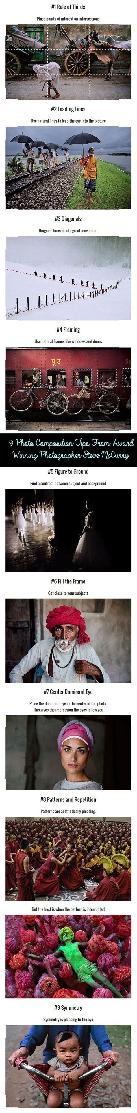 9 Photo Composition Tips From Award Winning Photographer