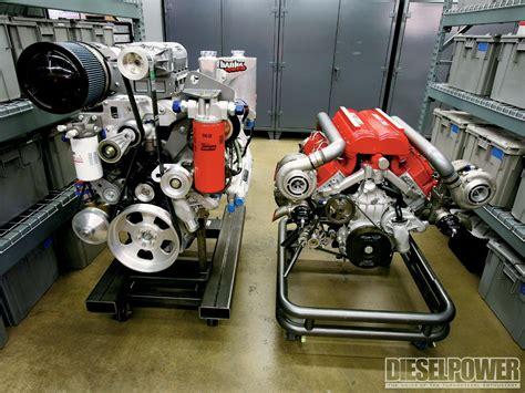 hp twin turbo duramax crate engine diesel power magazine