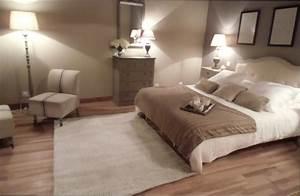 Deco Chambre Zen : charming idee deco chambre zen 3 chambre deco deco chambre parentale estein design ~ Preciouscoupons.com Idées de Décoration