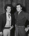 James Garner and Clint Walker   Cheyenne~Clint Walker ...