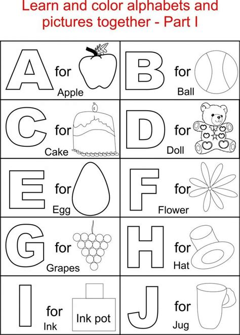Abc Printables  Kiddo Shelter  Alphabet And Numbers Learning  Pinterest  Pre School, School