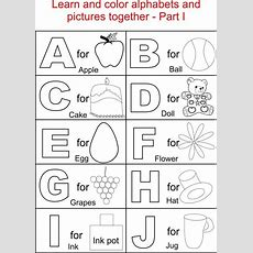 Abc Printables  Kiddo Shelter  Alphabet And Numbers Learning  Abc Coloring Pages, Abc