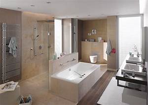 salle de bains les tendances 2015 travauxcom With photo salle de bains