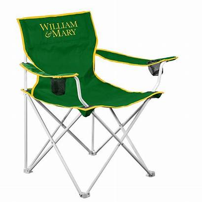 Chair Folding William Mary State Ncaa Deluxe
