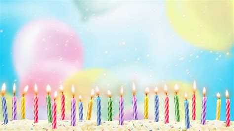 Animated Birthday Wallpaper - birthday background hd happy holidays