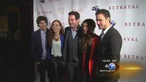 'Betrayal' cast greets fans in River North at Dana Hotel ...