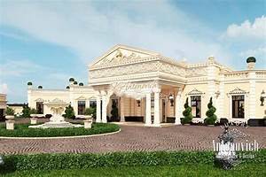 Villas Exterior Design in Dubai