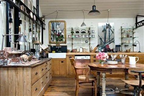 cuisine style brocante décoration cuisine ma cuisine aux airs de brocante