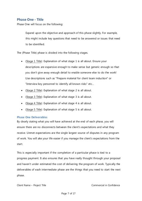 b consulting template consulting proposal template bravebtr
